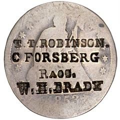 Robinson Forsberg counterstamp