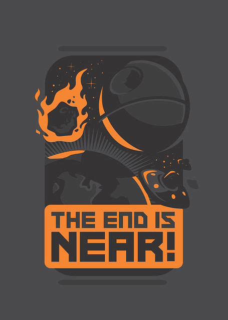 2012 - The End is NEAR!