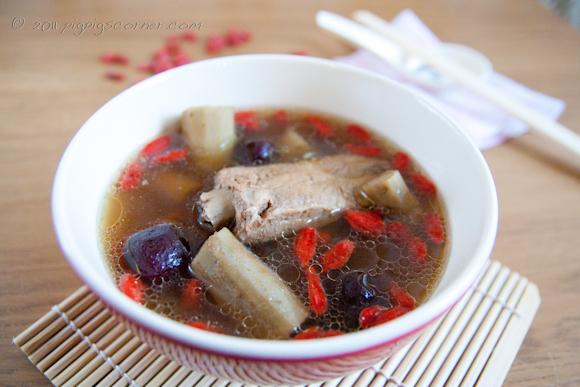 Burdock Soup 牛蒡汤 2
