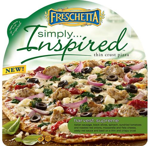 FRESCHETTA® Simply Inspired Harvest Supreme