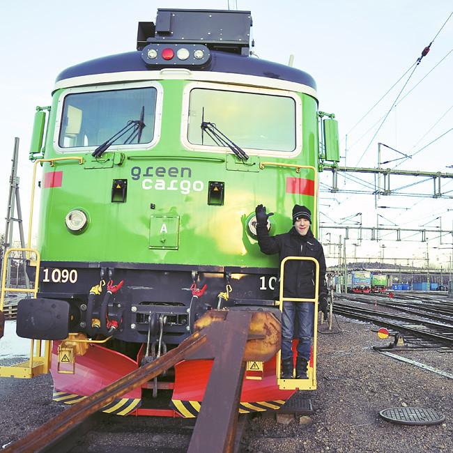 green cargo - max