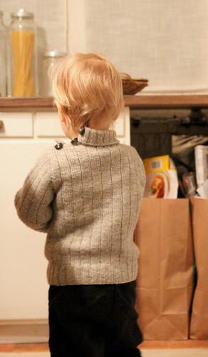 Islet sweater
