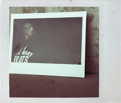Polaroid: Questlove 2-13-11