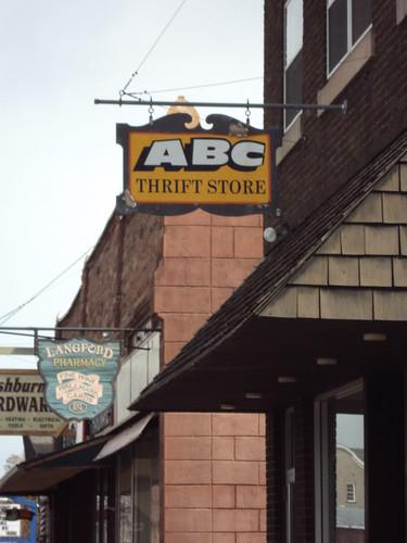 ABC Thrift Store