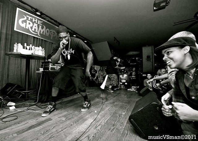 Big K.R.I.T. @ The Gramophone - 04.06.11