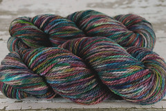 """Aurora"" 8.6oz Mtn Meadow Wool"