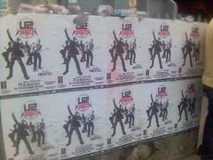 Más carteles de #U2360MEX