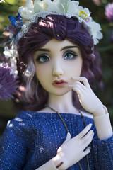 Oriana (Merry Doll Round Ophelia) (Tefetre) Tags: bjd abjd merrydollround ophelia