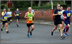 Tony Beyga (* RICHARD M (Over 6 million views)) Tags: tonybeyga anthonybeyga street candid southporthalfmarathon2017 action fickrites photographers togs sports sportsmen athletes athletics runners running longdistancerunners longdistancerunning liverpudlians scousers racers racing roadracers roadracing southporthalfmarathon southport sefton merseyside deication determination determined inthezone effort truegrit dedication kirkbymilersracingclub kirkbymilers