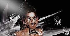 Vanity (katya mhia) Tags: mesh avatar altamura meck up piercing lipstick makeup secondlife