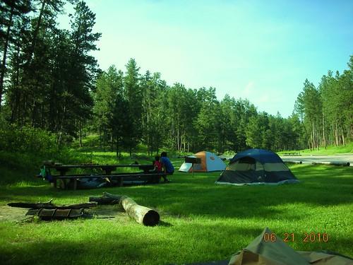 Nuestro lindo campamento