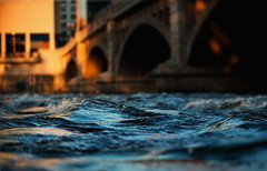 The Rapids (paulh192) Tags: bridge urban river nikon michigan rapids grandrapids downlow grandriver