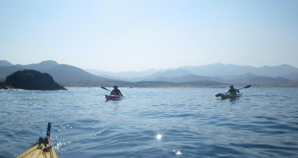 Cabo de Gata en kayak 432