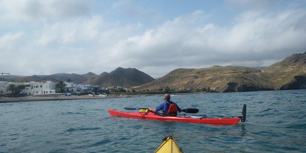 Cabo de Gata en kayak 274