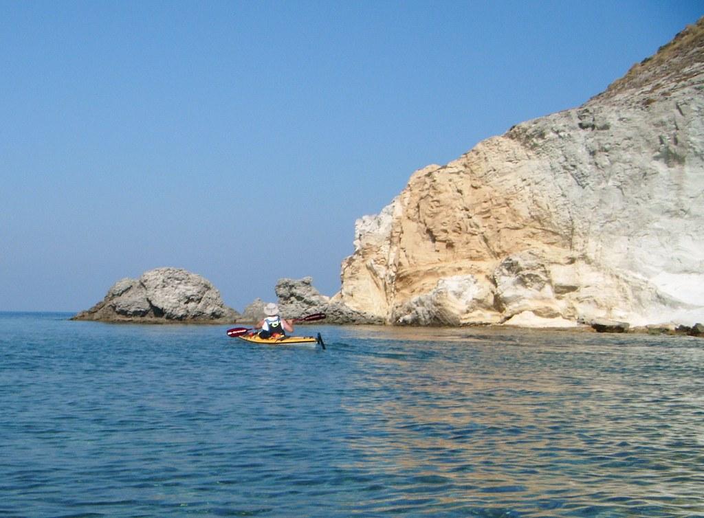 Cabo de Gata en kayak 733