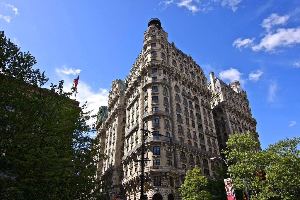 The Ansonia, NYC