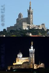 Notre Dame de la Garde (.E.L.S.) Tags: de la marseille notre dame bonne garde marsiglia mre massilia