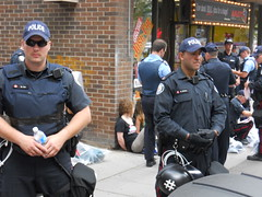 DSCN1786 (Sweet One) Tags: toronto ontario canada riot protest police demonstration summit 2010 g20