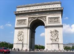 Arc De Triumphe (Abi Skipp) Tags: paris arcdetriumphe