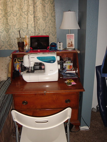 new sewing spot