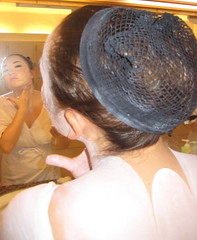 Washing off the Maiko makeover