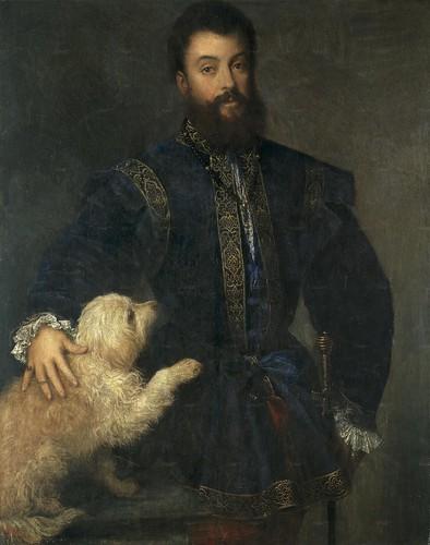 Federico Gonzaga, © Museo del Prado