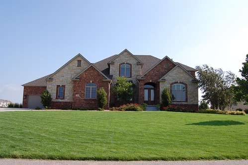 Custom Built Home at West Shores - Omaha, Nebraska