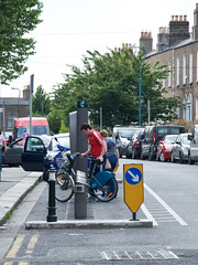 Dublin Cycle Chic - Dublinbikes