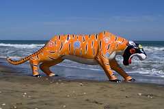 Tiger after repaint