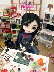 Nessa_Sesion05_21 (Sheryl Designs) Tags: vanessa doll wip workshop designs pullip custom sheryl nessa customizing taeyang sheryldesigns