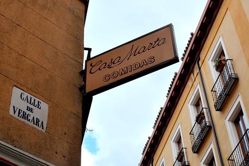 Casa Marta - Madrid