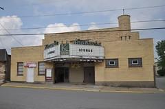 Kanawha Theatre (neshachan) Tags: cinema theater theatre wv westvirginia wva kanawha downtowns buckhannon buckhannonwv kanawhatheatre kanawhatheater