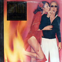Fresh Wench Licks Bob (epiclectic) Tags: music hot art vintage album vinyl cheesecake babe retro chick collection thigh jacket cover lp record sleeve sexylegs anagram rednails headtohead bobwelch epiclectic titlebywordsmithorg safesafe