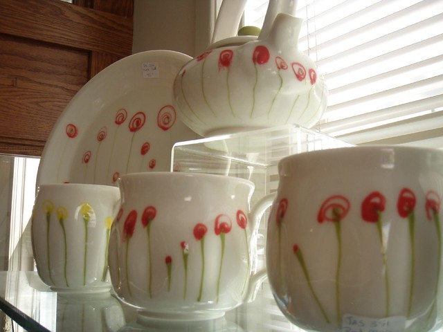 ceramics in bloom