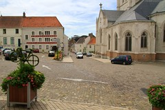 Ardres, Northern France