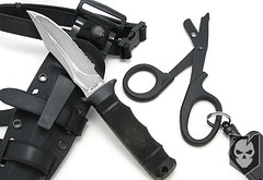 Dive Knife or Dive Shears?