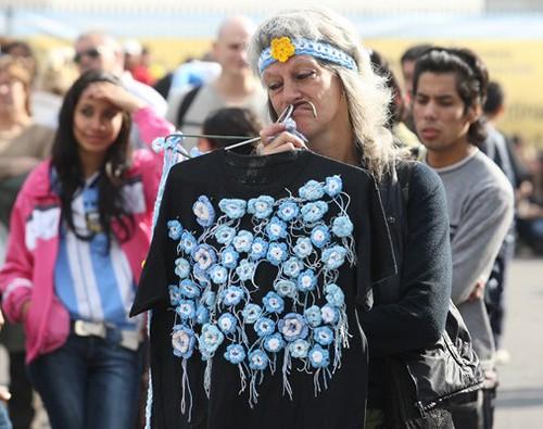 argentina lamenta lagrimas y gritos