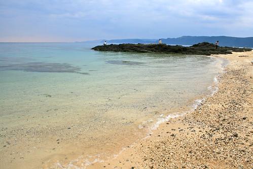 奄美大島 馬車山村の海岸