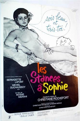 Les stances à Sophie (1971)