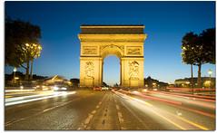 Arc de Triomphe (kw~ny) Tags:
