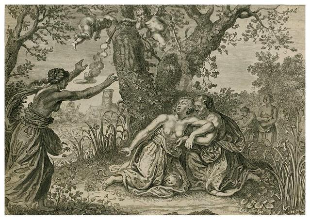 015-Les Metamorphoses d'Ovide  En Latin Et François … 1677