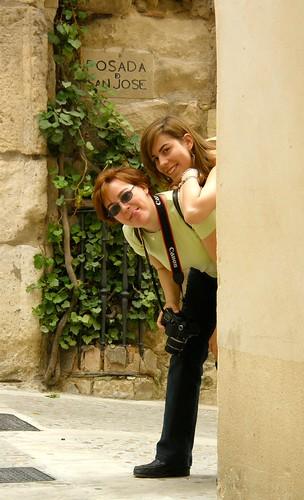 157.MariaJosé&María