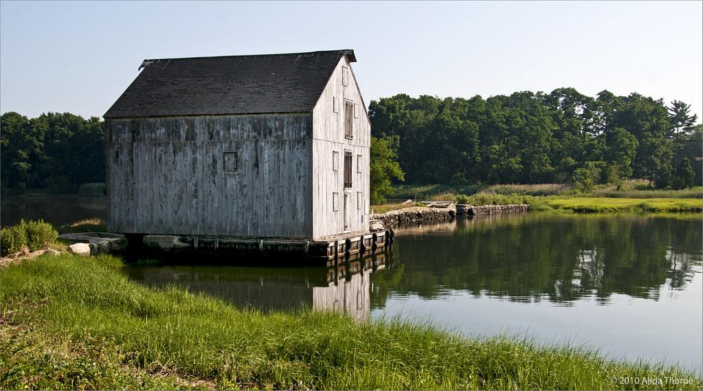 Van Wyck-Lefferts Tidal Mill