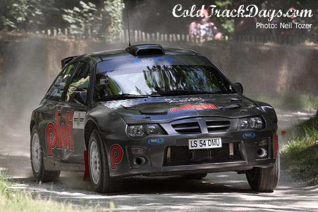 EVENT // 2010 GOODWOOD FESTIVAL OF SPEED