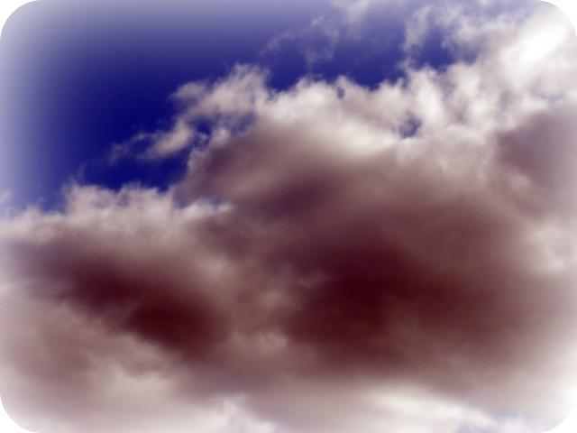 Fall sky