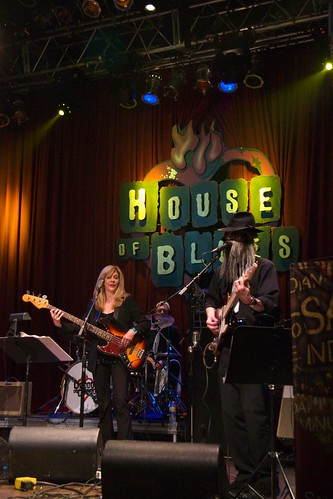 House of Blues NMC Party