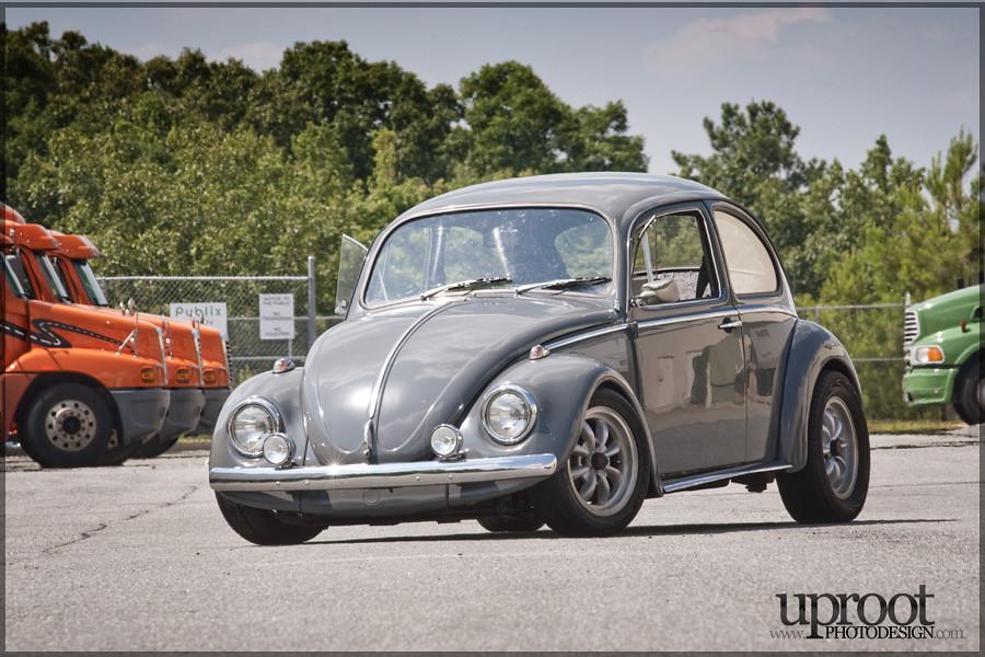 Volkswagen Beetle Resto *Roll On Paint Job*