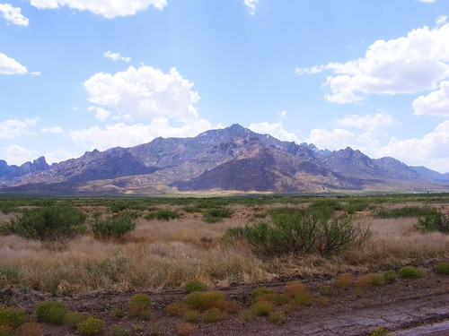 New Mexico's Organ Mountains