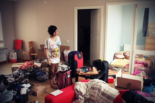26/365: New apartment