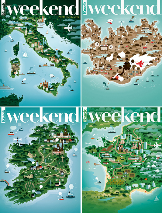 covers Knack-Weekend
